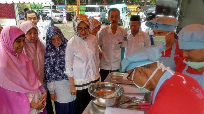 Jual Sembako Murah, Pemkot Tangsel Gelar Bazar Ramadan