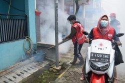 Warga Perumahan Bugel Karawaci Diserang Wabah DBD, PMI Kota Tangerang Lakukan Dua Langkah Ini