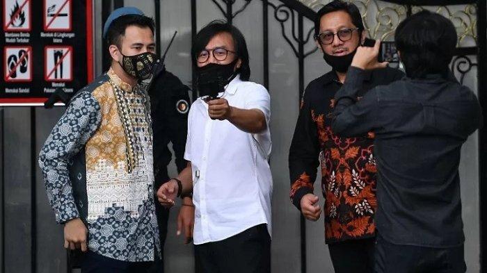 Presiden Jokowi Undang Seniman ke Istana, Ini Penjelasan Kikan Cokelat