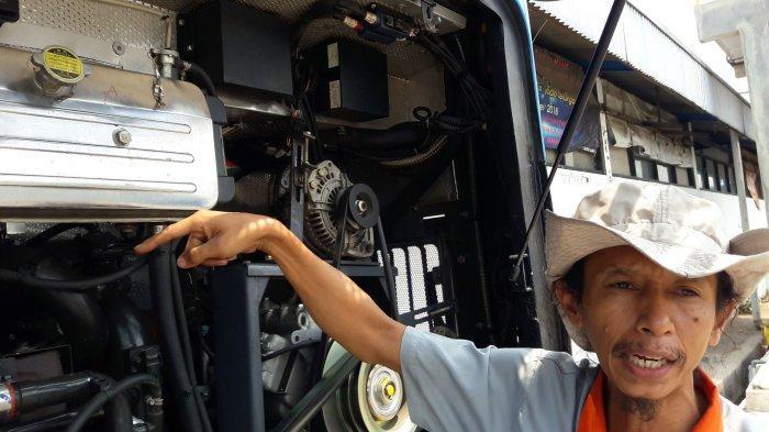 VIDEO: Begini Sistem Pemadaman Otomatis di Bus Zhongtong untuk Cegah Kebakaran Transjakarta