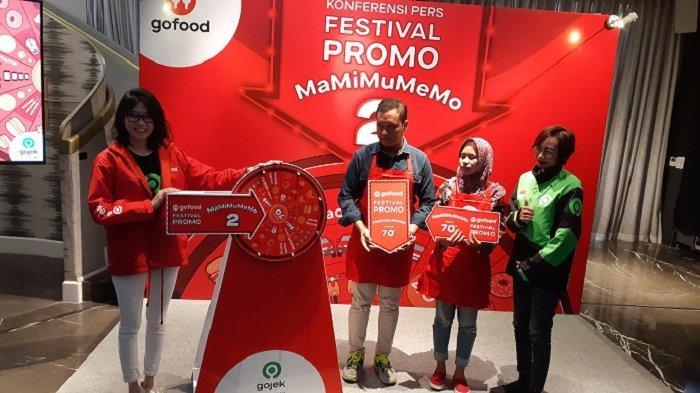Festival Promo Mamimumemo 2 Gofood Hadirkan Beragam Diskon Pesan Makanan Dan Hadiah 4 Unit Mobil Warta Kota