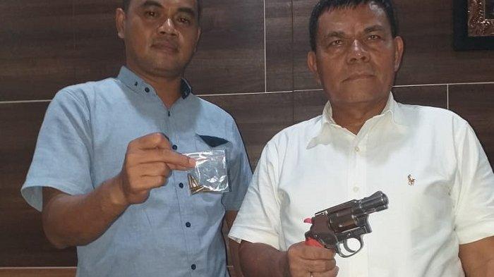 Diduga Miliki Narkoba Polisi Geledah Pria di Bekasi, tapi Malah Temukan Senjata Api