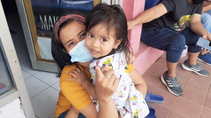 Rumahnya Tak Lagi Dikurung Tembok Beton, Melinda Bersyukur Anak- anaknya Tidak Perlu Memanjat Lagi