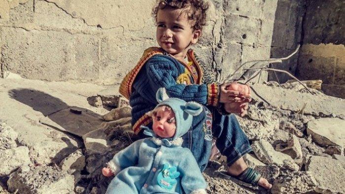 Laporan dari Suriah: Bocah 9 Tahun Dijadikan Budak Seks oleh ISIS, Bocah 6 Tahun Hukum Mati Temannya