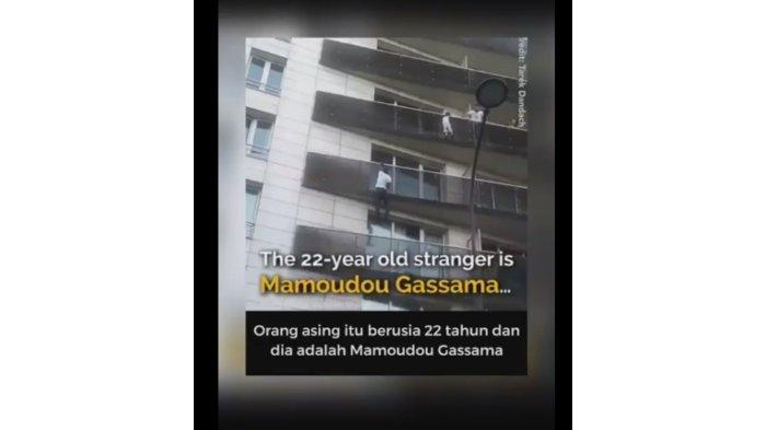 Panjat Apartemen Tolong Bocah 4 Tahun, Presiden Langsung Jadikan Pria Ini Petugas Damkar