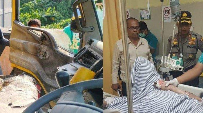 Tega! Suami Bakar Istri di dalam Truk, Sambil Nangis-Nangis Sempat Live Facebook