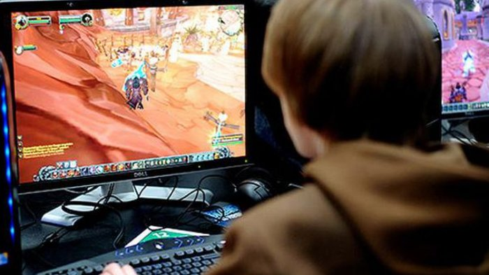 Dampak Main Game Online 22 Jam Sehari Selama Sebulan, Seorang ABG Alami Stroke Otak