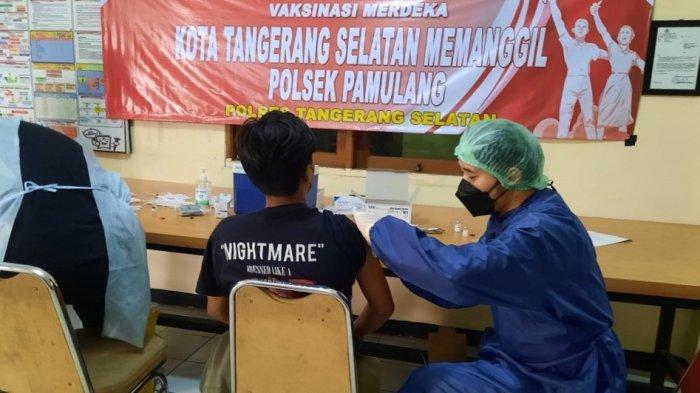 Jadwal Lokasi Vaksinasi Covid di Kabupaten Tangerang Dimulai 4-7 September 2021