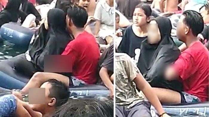 Ternyata Pelaku Mesum di Pemandian Cikoromoy Ada 4 Orang, Polisi Masih Mencari Pasangan Lain