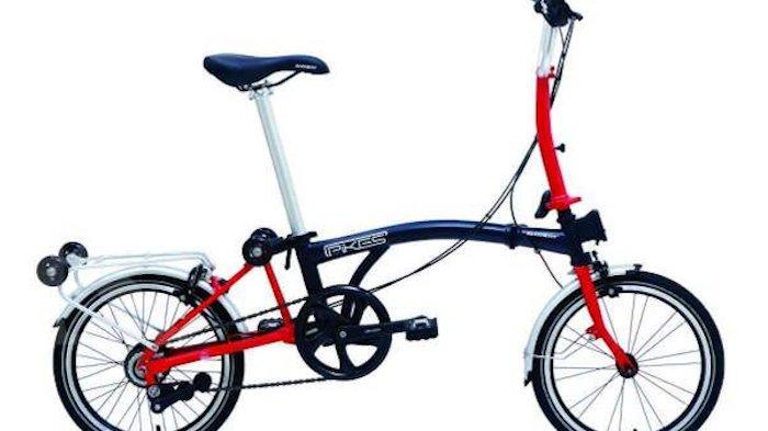 Ini Pesaing Baru Sepeda Lipat Element Pikes dan United Trifold, Harganya Jauh Lebih Murah