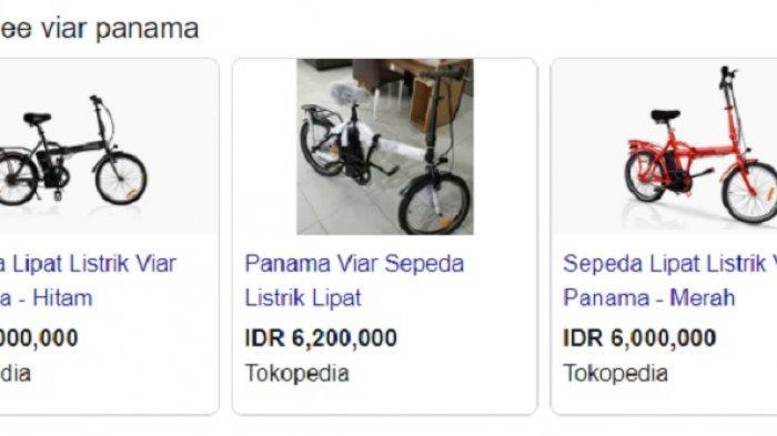 Ini Daftar Sepeda Lipat Listrik yang Sedang Diskon dan Harga Murah Rp6 Jutaan - Rp8jutaan