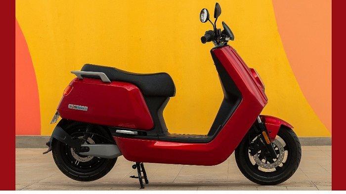 Sepeda motor listrik Niu NQi Sports