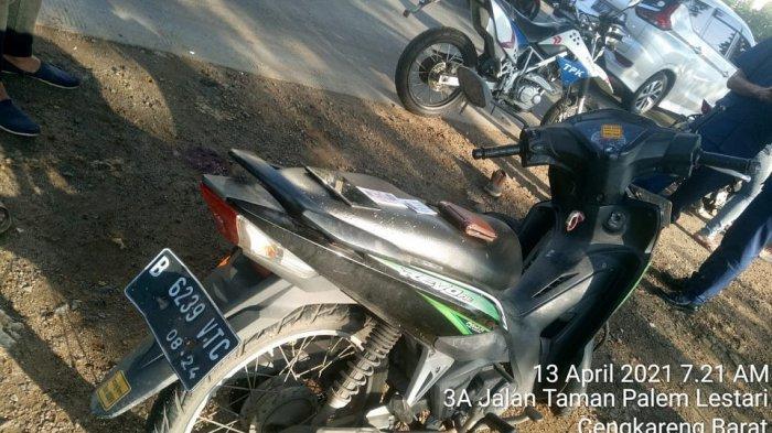 Pengendara Sepeda Motor Jadi Korban Tabrak Lari di Cengkareng, Beruntung Nyawanya Berhasil Selamat