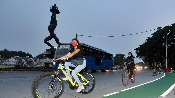 Kemenhub Bantah Tengah Godok Regulasi Pajak Sepeda
