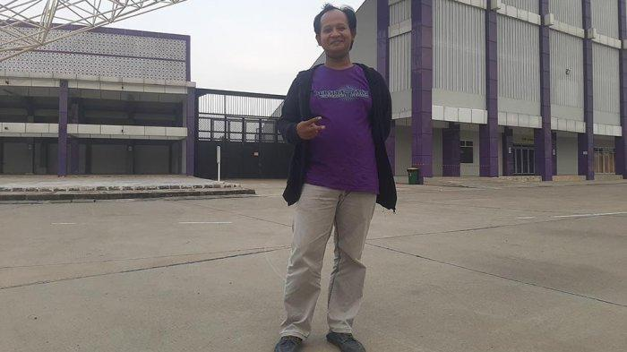 Sambut Piala Menpora 2021, Ketua Umum Laviola Septian Enjoh Sosialisasikan Nonton dari Rumah Saja