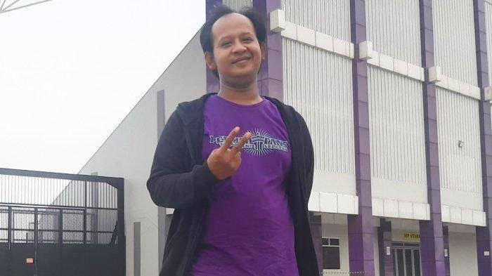 Ketua Laviola Septian Enjoh, Suporter Persita Bicara Soal Nobar