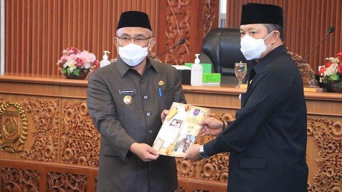 Mohammad Idris dan Imam Budi Hartono Resmi Memimpin Kota Depok: Kami akan Tunaikan Sebaik-baiknya