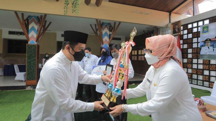 Raih Juara 1 Lomba Sekolah Sehat se-Banten, Arief Wismansyah: Harapannya Jadi Inspirasi Sekolah Lain
