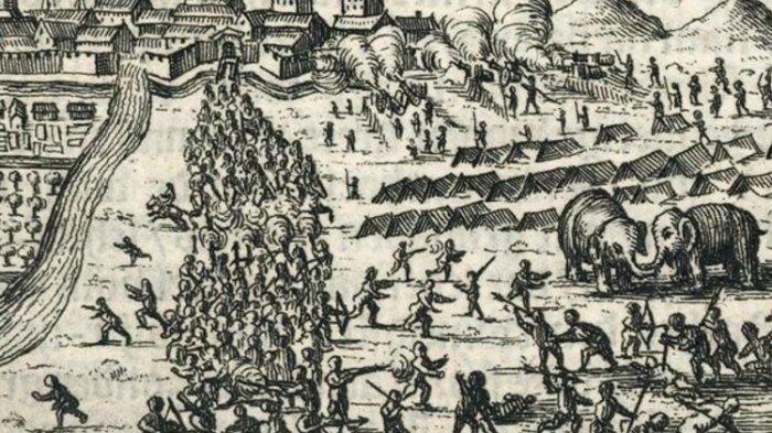 Pasukan Sultan Agung Nyaris Frustasi saat Serang VOC di Batavia lalu Gunakan Strategi Tak Biasa