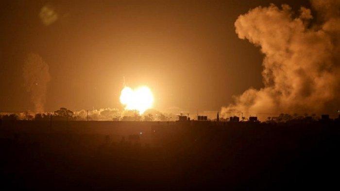 Israel Ngebom Jalur Gaza Lagi Setelah Gencatan Senjata