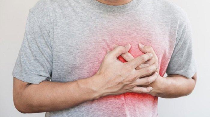 Ashraf Sinclair Meninggal Kena Serangan Jantung, Ini Gejala Ringan yang Sering Diabaikan