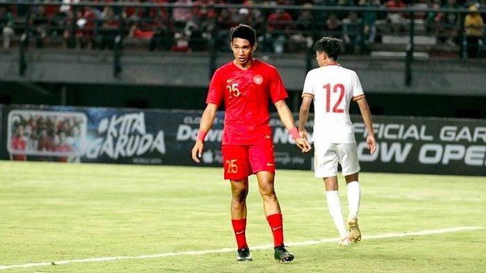 Pemain Bhayangkara FC Serdy Ephy Fano Bersyukur Dipanggil Timnas U-19