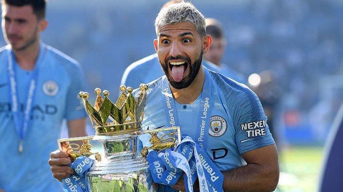 Sergio Aguero akhirnya hengkang dari Etihad Stadium markas klub Manchester City dengan banyak prestasi buat klubnya