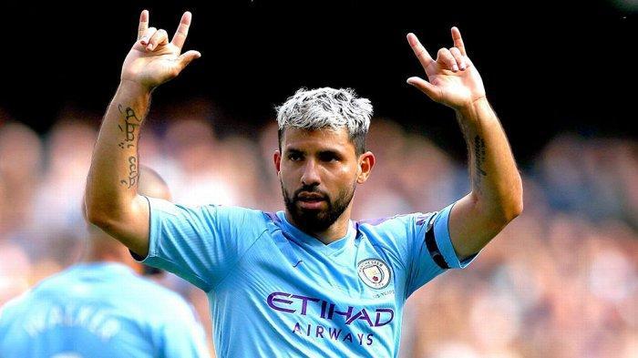 Joleon Lescott Mantan Bek Manchester City, Sergio Aguero Dilahirkan Untuk Mencetak Gol