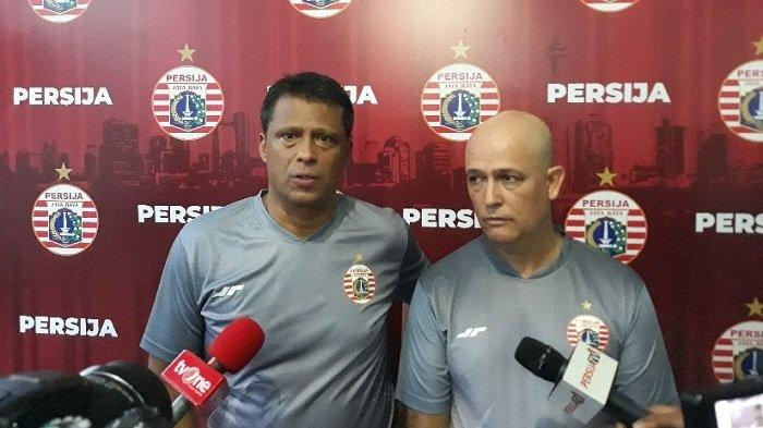 Status Laga Bhayangkara FC vs Persija Jakarta Tak Jelas, Sergio Farias Heran