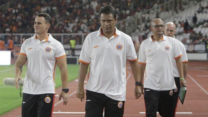 Manajemen Persija Jakarta Belum Nego Gaji, Sergio Farias Resah Tunggu Kepastian