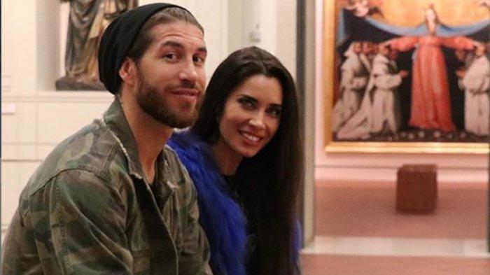 Pilar Rubio dan Sergio Ramos Sebut Tahun 2019 adalah Tahun yang  Indah