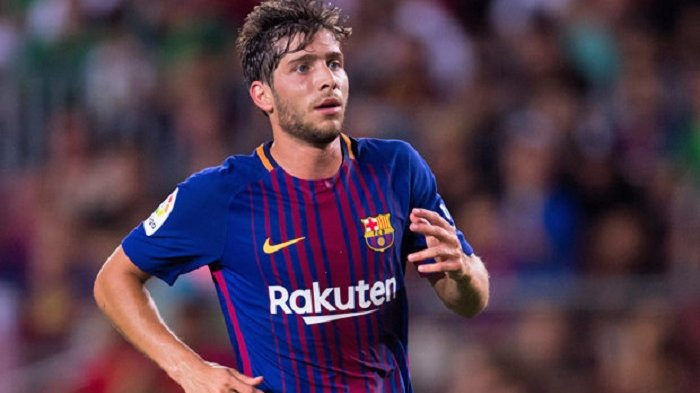 Sergi Roberto Jadi Pemain Keempat Barcelona yang Terpapar Covid-19