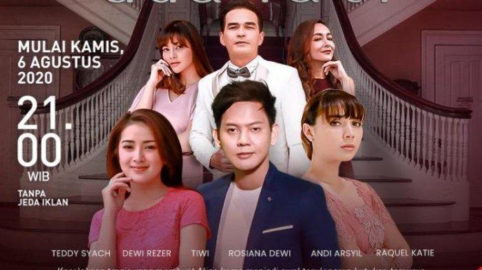 Dibintangi Teddy Syach, Dewi Rezer hingga Andi Arsyil, Serial 'Belenggu Dua Hati' Diputar di ANTV
