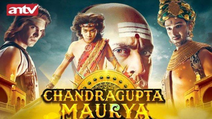 Diputar ANTV Rabu Esok, Ini Kisah Serial Chandragupta Maurya yang Dibintangi Aktor Ternama Bollywood