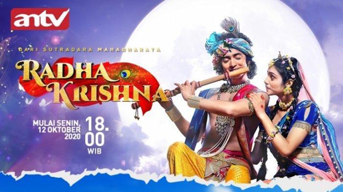ANTV Putar Serial Terbaru India Berjudul 'Radha Krishna' Mulai Senin Sore Besok, Begini Ceritanya