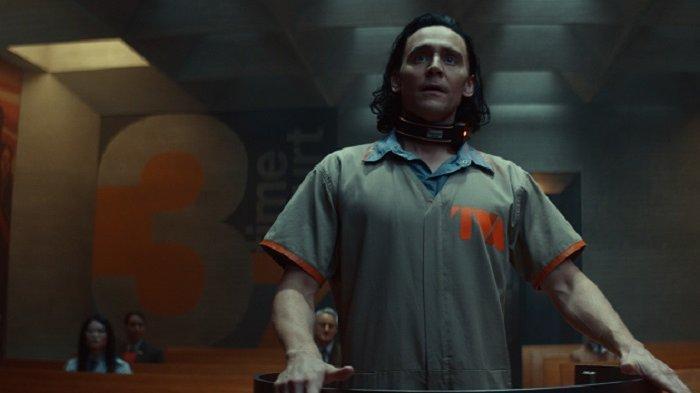 Resmi Tayang Mulai Hari Ini, Serial Loki Dibintangi Tom Hiddleston di Disney+ Hotstar