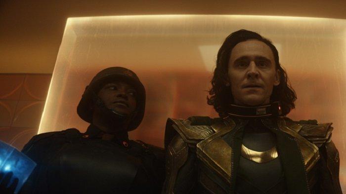 Cuplikan serial Loki yang menampilkan Tom H. Serial ini mulai ditayangkan di platform Disney+ Hotstar, Rabu (9/6/2021).