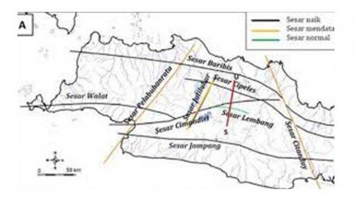 Sesar Cimandiri Jadi Bahan Pembicaraan Menyusul 2 Gempa di Sukabumi dan Cianjur, Terakhir Tahun 2020