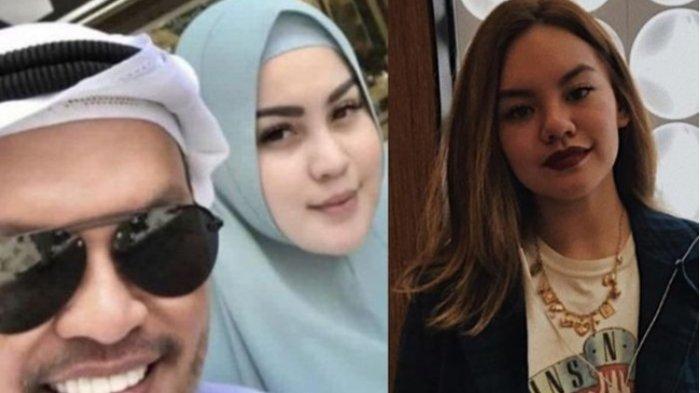 Saat Ayahnya Selingkuh dengan Jennifer Dunn, Shafa Harris Ternyata Sempat 2 Kali Mau Bunuh Diri
