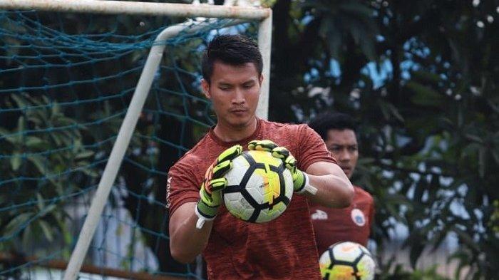 Empat Kiper Persija Jakarta Siap Tampil di Kompetisi Liga 1 2020 Oktober Ini