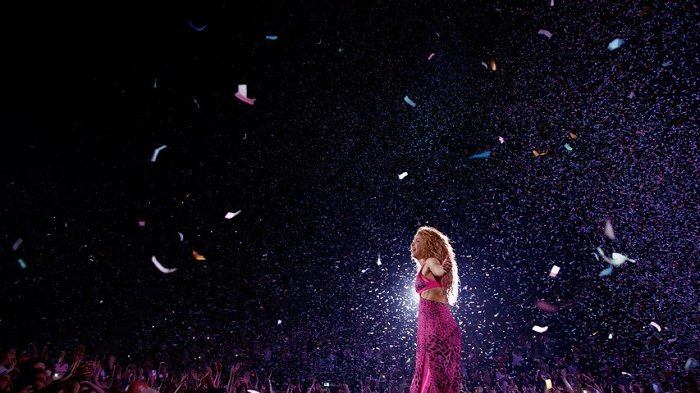 Gerard Pique Terbang ke Jerman demi Nonton Konser Shakira