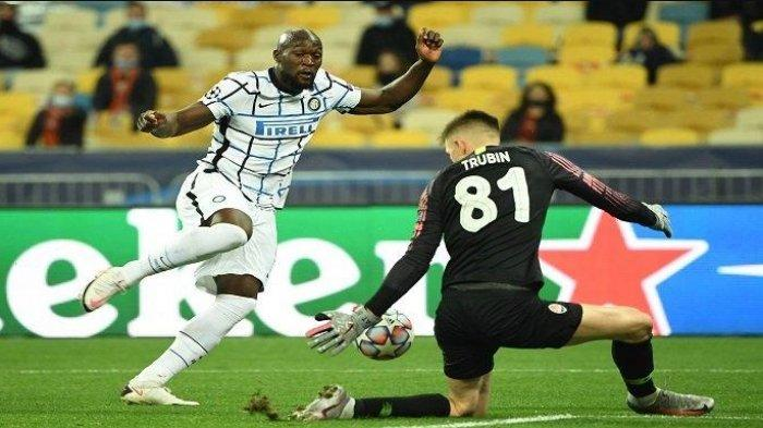 Romelu Lukaku Jadi Striker Terbaik Dunia setelah Gabung Inter Milan