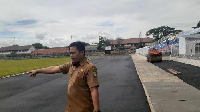 Revitalisasi Stadion Benteng Rampung Jadi Kado HUT Kota Tangerang ke-28