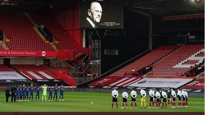 Sedang Berlangsung Live Streaming Liga Inggris Sheffield United Vs Arsenal, Skor 1-0 untuk Arsenal