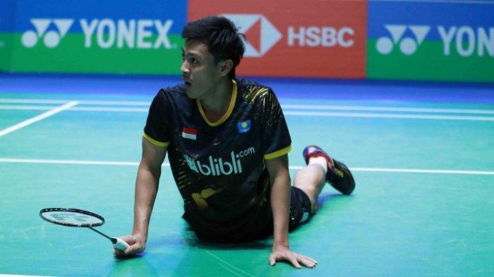 Tunggal Putra Indonesia Rontok di Babak Awal All England 2020, Ini Evaluasi Pelatih