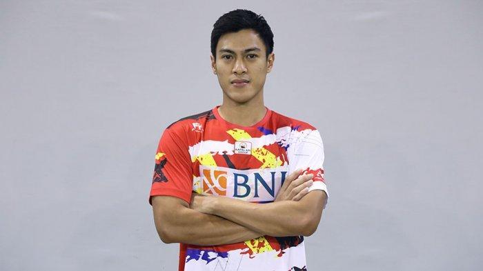Shesar Hiren Rhustavito Kunci Kemenangan Tim Piala Thomas Indonesia 3-2 Atas Tim Thailand