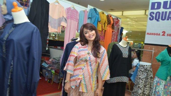 Sheza Idris Cinta Batik