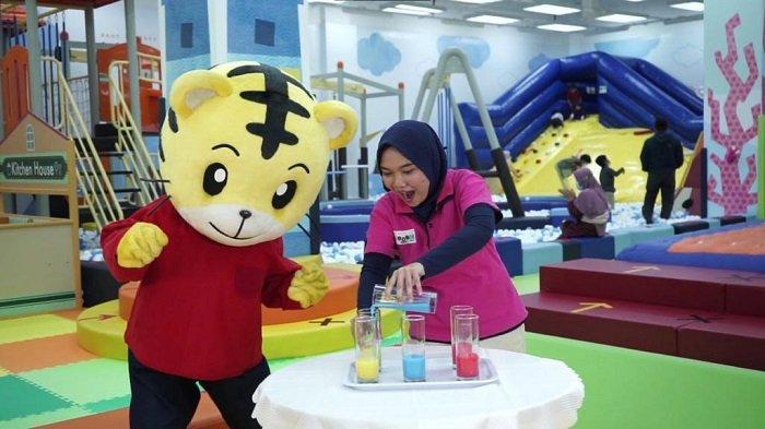 Shimajiro Play and Learn Asah Ketrampilan dan Kreativitas Anak saat di Rumah Saja