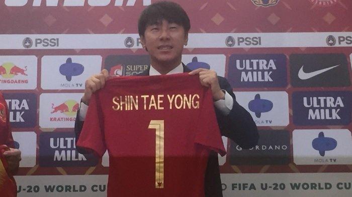 Staf Pelatih Timnas Indonesia Sebut Shin Tae-Yong Masih Belum Putuskan Kapan Kembali ke Indonesia