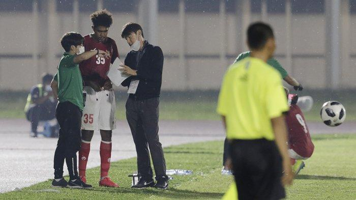 Shin Tae-yong Sebut Timnas Indonesia U-23 Masih Belum Maksimal, Meski Menang Atas Persikabo 1973